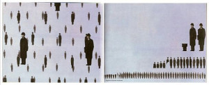 René Magritte - By Ursus Wehrli: Des Bibliothèqu, Bibliothèqu De, D ...