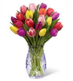 The Spring Tulip Bouquet