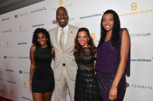 John Salley Natasha Duffy