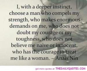 Anais Nin Quotes and Sayings