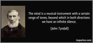 More John Tyndall Quotes