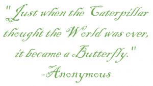 Butterfly Inspiration & Love
