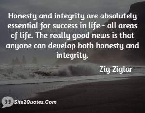 are absolutely essential for success in life - all areas of life ...