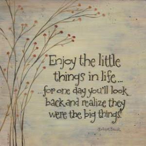 enjoy your life, life is beautiful enjoy it