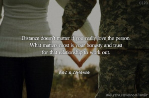 army relationship quotes