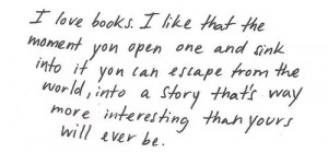 book, books, cute, exciting, life, love, nice, peaceful, quote, quotes ...