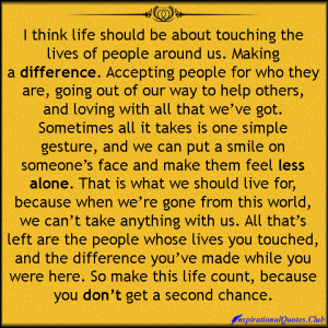 relationship accepting differences quote