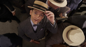 Tobey Maguire as Nick Carraway in The Great Gatsby, Directed by Baz ...