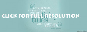 Fairy tales facebook cover