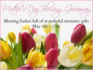 Mother's Day Blessing Giveaway {Worth $435}