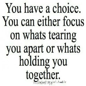 Holding, Choice, Relationships Problems Quotes, Motivation Quotes ...