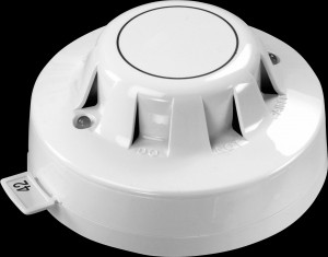 fire alarm system 2 wire analogue addressable optical smoke detector