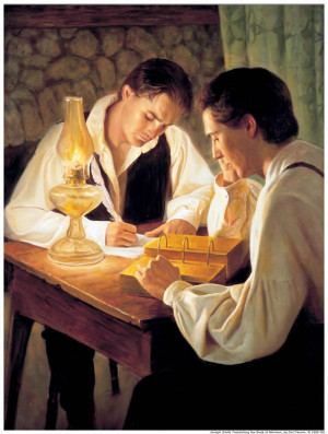 How Joseph Smith Translated the Book of Mormon