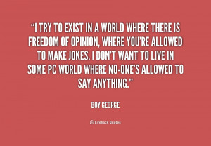 boy george quotes i don t really feel part of the pop scene boy george