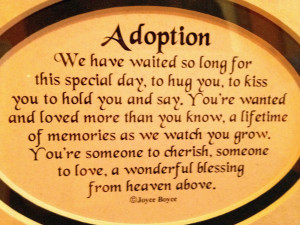 Adoption Quotes And Poems. Adoption Quotes And Poems. View Original ...