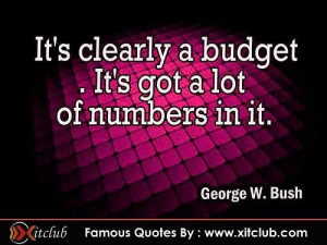 Most Famous #quotes By George W. Bush #sayings #quotations