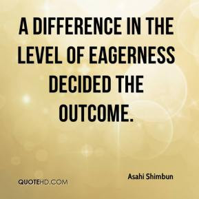 Eagerness Quotes