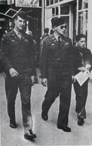 Spiro T Agnew As An Army Lieutenant In 1943