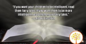 Fairy Tales Albert Einstein...