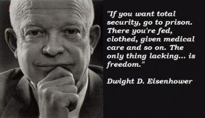 Dwight d eisenhower famous quotes 2