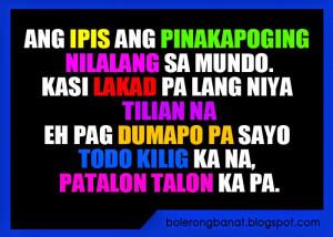 Showing (19) Pics For Tagalog Quotes Patama Sa Ex...