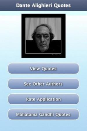 View bigger - Dante Alighieri Quotes for Android screenshot