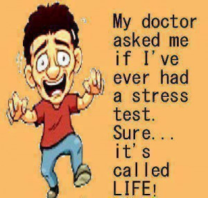 stress test funny quotes quote life lol funny quote funny quotes ...