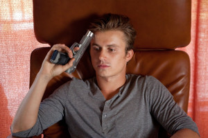 Kenny Wormald stars as Topher in Kid Cannabis