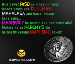 Pinoy Funny Quotes and Tagalog Funny Sayings