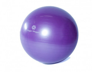 Purple Fitness Ball Small