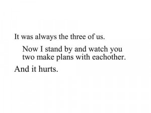 out quotes quotes about feeling left out real friends quotes quotes ...