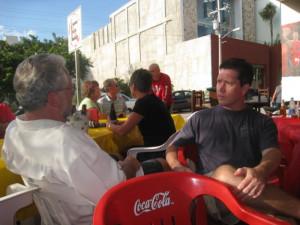 Superbowl 2009 at PG's Sandbox Bar and Grill