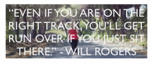 Motivation Quotes Will Rogers