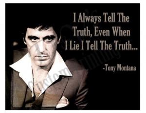 Scarface Quotes Scarface quotes