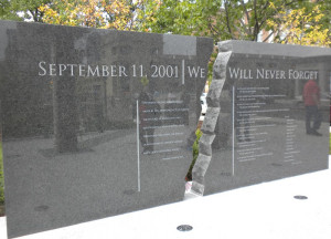 quote from george bush president when the 9 11 attacks took place ...
