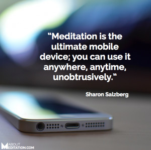 Enjoy this rich gallery of easy to read meditation quotes superimposed ...