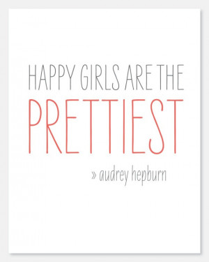 Believe Happy Girls Are The