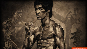Bruce Lee Chinese Kung Fu - Google Plus Cover