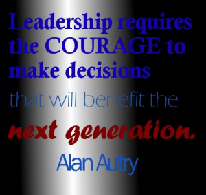 Leadership Requires Leadership Quotes