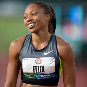 Allyson Felix - Inspirational Quotes from Olympic Athletes # ...