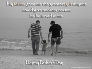 Happy Fathers Day-Father's Day Wallpaper-Father's Day Quotes-Thoughts