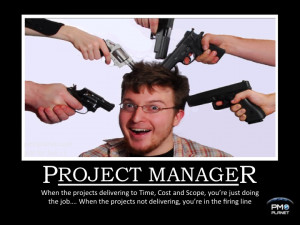 Project Management Funny