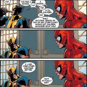 Spider-Man Comics Quote-11