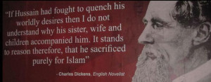About Imam Hussain,Charles Dickens ,About Imam Hussain,Imam Hussain ...