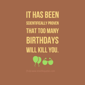Funny Happy Birthday Quotes For Your Best Friends