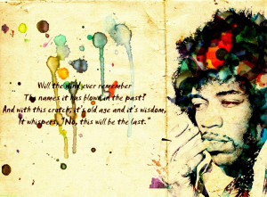 File Name : Jimi Hendrix Paint Quotes Wallpaper