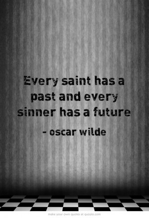 tattoo ideas amp inspiration quotes amp sayings every saint has a past ...