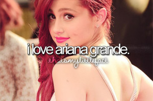 ARiaNA grANde QUotES-sweetyashna