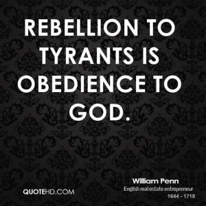 William Penn Quotes | QuoteHD