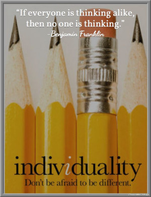 Great post on celebrating individuality with your students and how to ...
